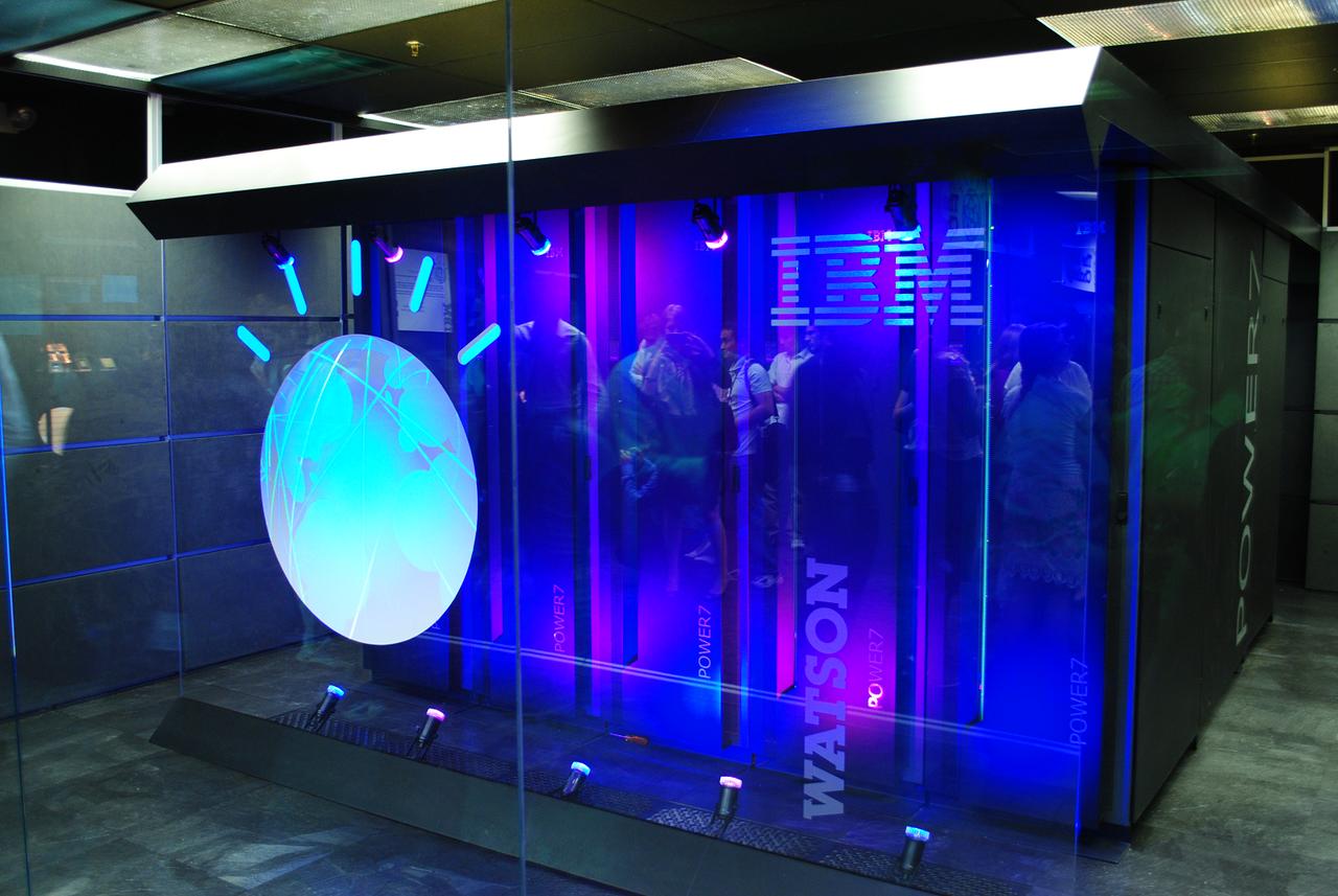 Watson d'IBM: L'informatique cognitive au service du business<span class=
