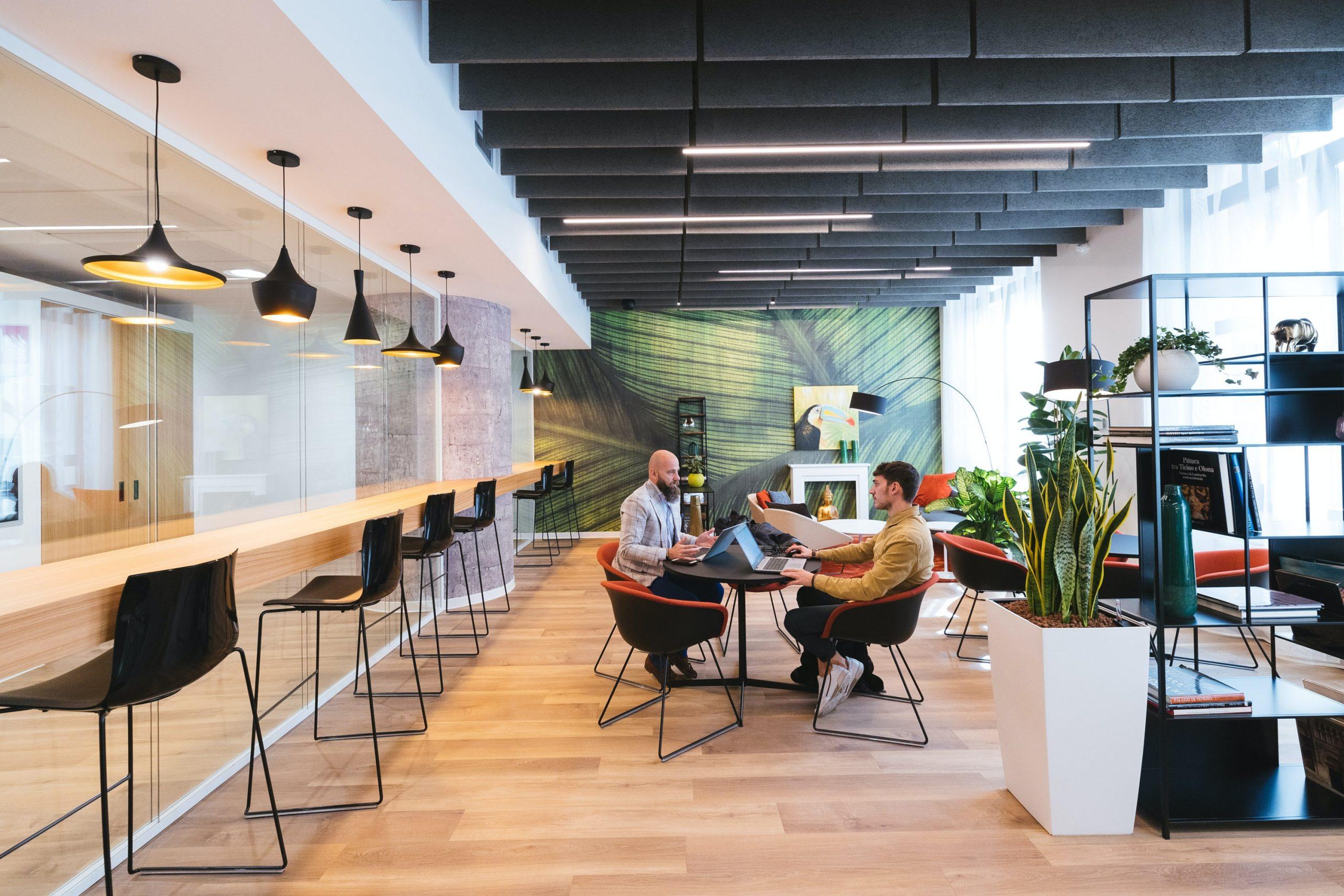 IOT et bureaux intelligents : Stimuler la productivité par la technologie<span class=