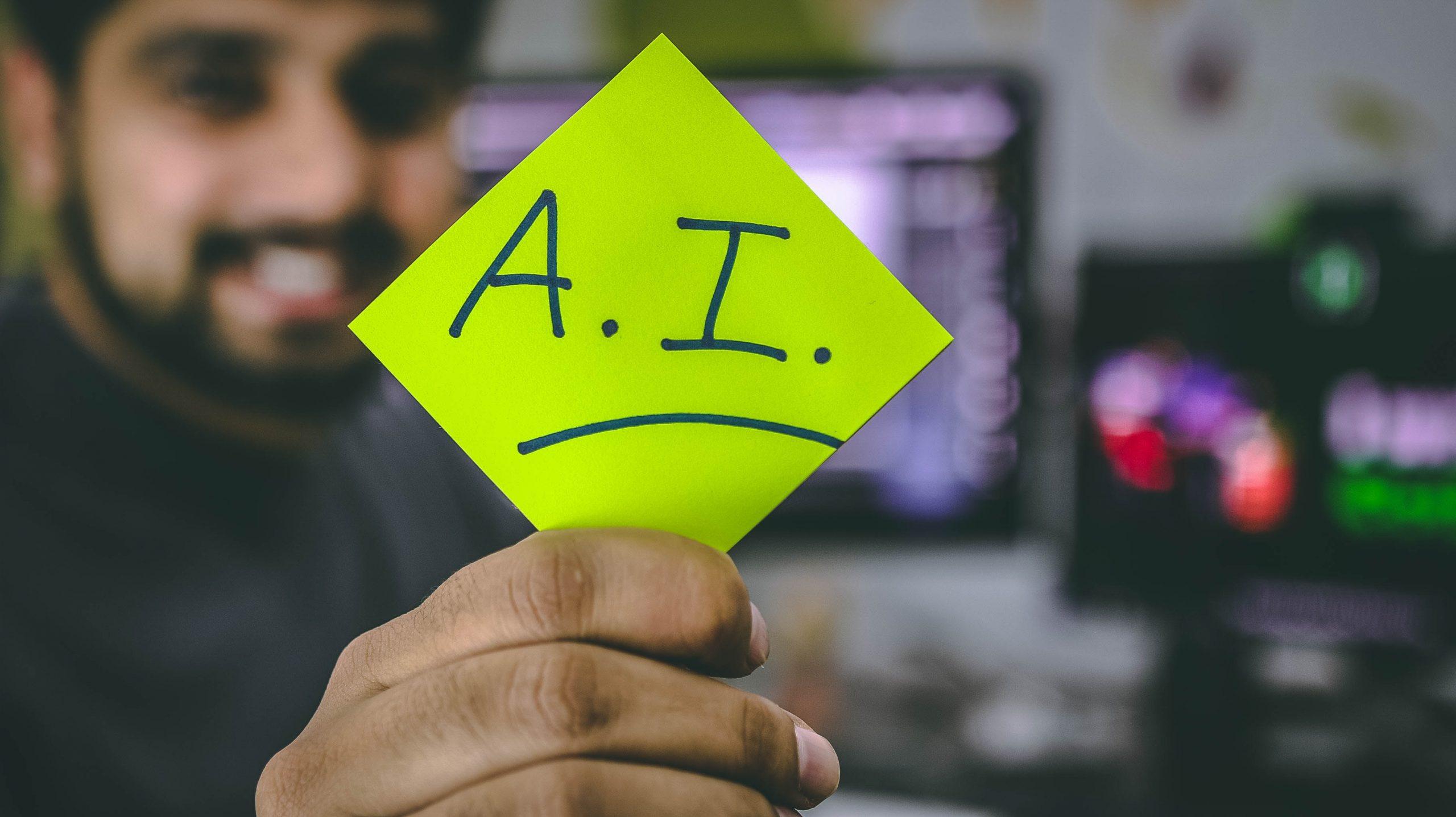 Comment utiliser l'IA dans le business?<span class=