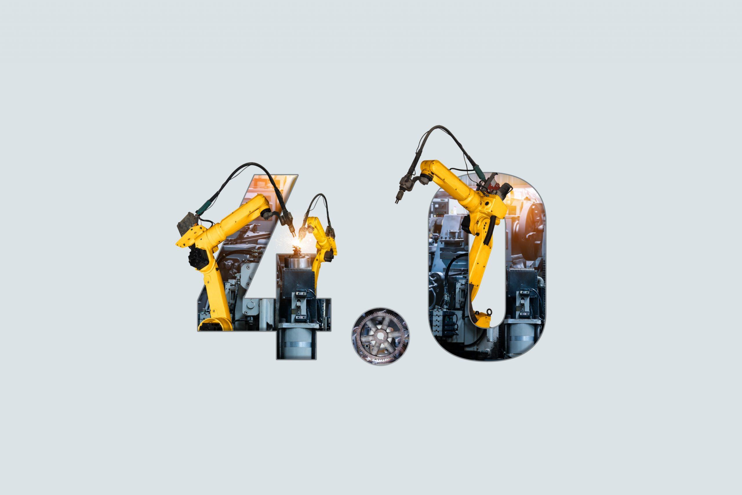 Pourquoi L'industrie 4.0 révolutionne t'elle la chaine d'approvisionnement ?<span class=